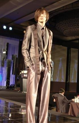 中國著名設計師王玉濤男裝作品展示 - 男裝設計專區 - 服裝論壇 問鼎