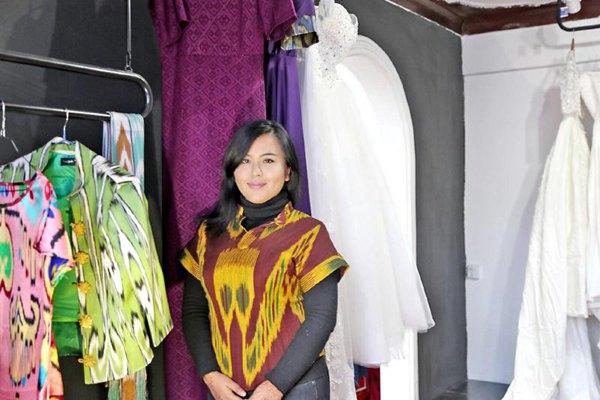 90后服装设计师玛丽帕提·牙生创业路