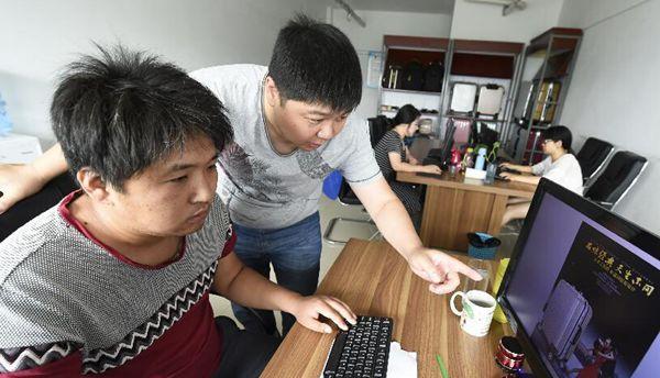 山东返乡农民工ca88亚洲城官网创业 月销售额达百万元3