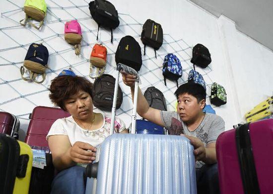 山东返乡农民工ca88亚洲城官网创业 月销售额达百万元2