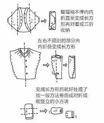 常见衣物收纳法 新技能学起来吧! 4