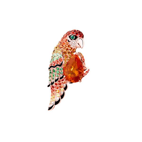 宝诗龙全新动物系列珠宝 引领佩戴者漫步瑰丽动物王国 9