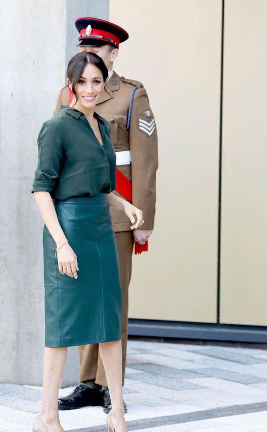 梅根王妃穿莫兰迪色 更显优雅高贵Sun Oct 14 2018 17:47:40 GMT+0800 (中国标准时间)
