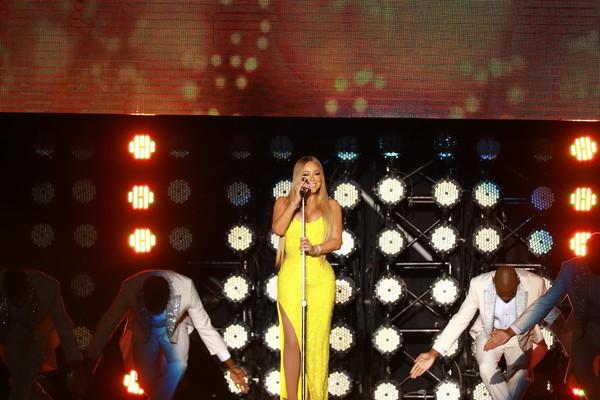 玛丽亚-凯莉穿黄色连衣裙开唱 瘦身成功身材曼妙Sat Oct 20 2018 15:48:32 GMT+0800 (中国标准时间)