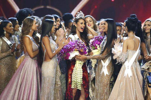 67届环球小姐全球总决赛落幕 菲律宾卡托丽娜·格雷夺冠Tue Dec 18 2018 14:45:36 GMT+0800 (中国标准时间)