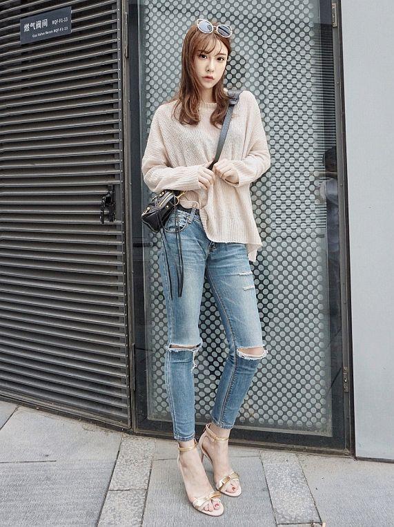 S by STELLA X国内时尚博主的街拍鞋履经 不费脑的时髦搭配Thu Jun 28 2018 13:53:50 GMT+0800 (中国标准时间)