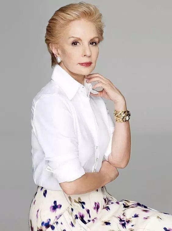 79岁设计师Carolina Herrera:白衬衫是我生命的一部分Tue Aug 14 2018 12:56:42 GMT+0800 (中国标准时间)