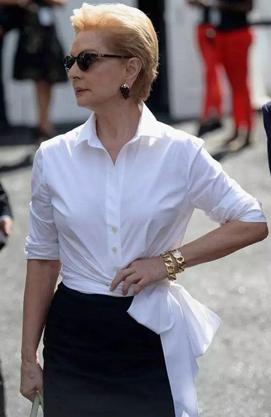 79岁设计师Carolina Herrera:白衬衫是我生命的一部分Tue Aug 14 2018 12:57:51 GMT+0800 (中国标准时间)