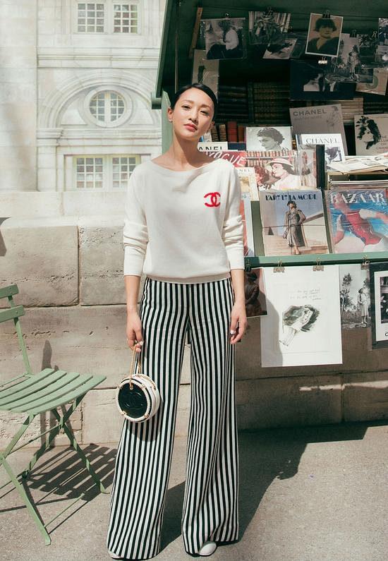 """针织衫+阔腿裤 想要""""偷懒""""还能穿出好衣品的组合Fri Sep 28 2018 14:43:23 GMT+0800 (中国标准时间)"""