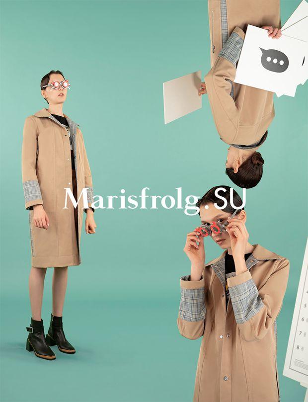 Marisfrolg.SU 发布2019春季大片:声音可见Mon Jan 07 2019 16:01:39 GMT+0800 (中国标准时间)