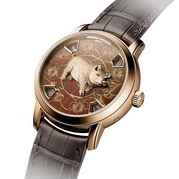 """猪年就戴这些""""猪""""光宝气的腕表吧!Thu Feb 07 2019 15:43:47 GMT+0800 (中国标准时间)"""