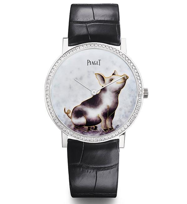 """猪年就戴这些""""猪""""光宝气的腕表吧!Thu Feb 07 2019 15:47:39 GMT+0800 (中国标准时间)"""