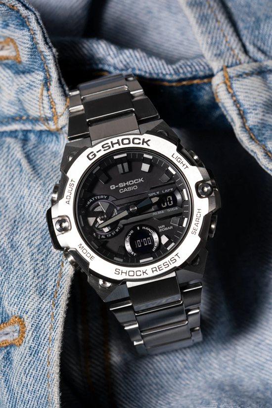 以变至坚,倾力一搏丨 G-SHOCK 品牌代言人王一博演绎 GST-B400 表款Wed Jun 02 2021 16:18:09 GMT+0800 (中国标准时间)