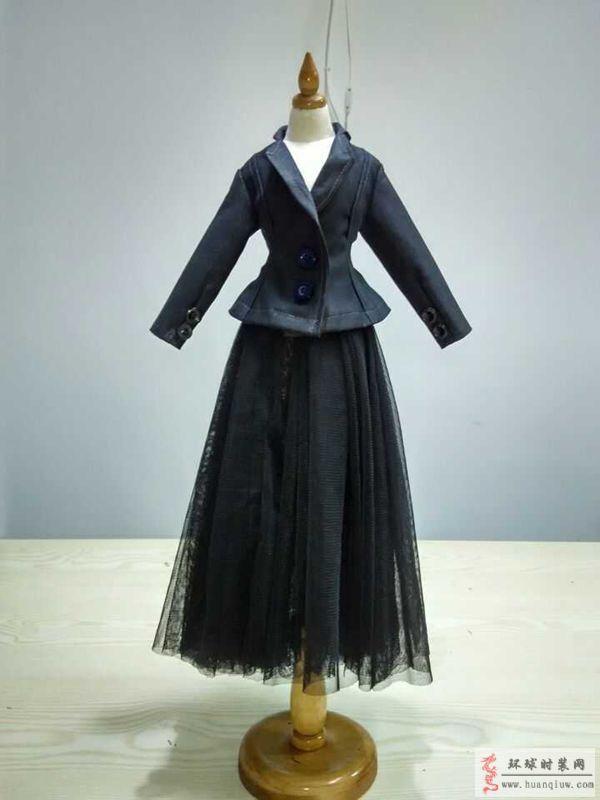 ZW服装设计作品--灵感来自于Dior-ZW