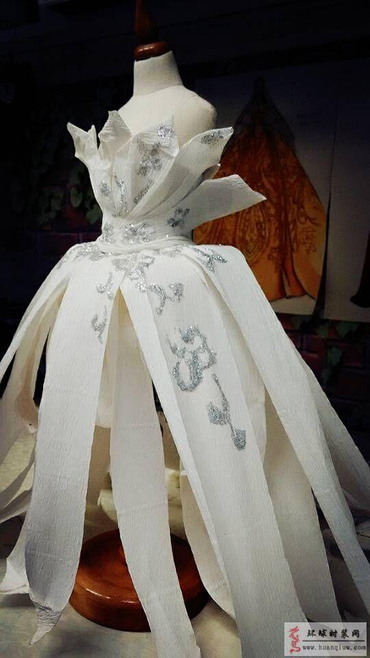 服装设计立体构成作业-zw的作品图片