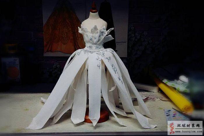 服装设计立体构成作业侧面-zw的作品