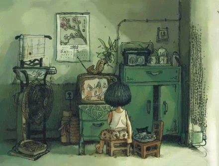 关于电视的记忆 - 知行合一-知行合一