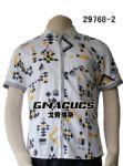 戈劳恪斯夏季韩版时尚修身衬衫
