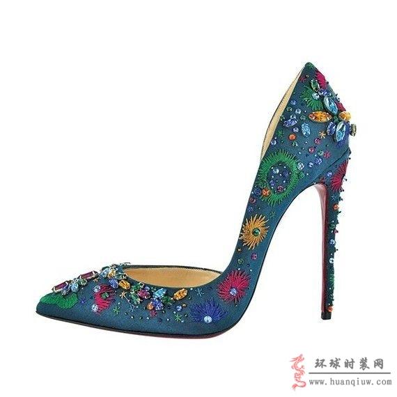 时装款高跟鞋_514465 - 时装设计师作品-时装周-时装