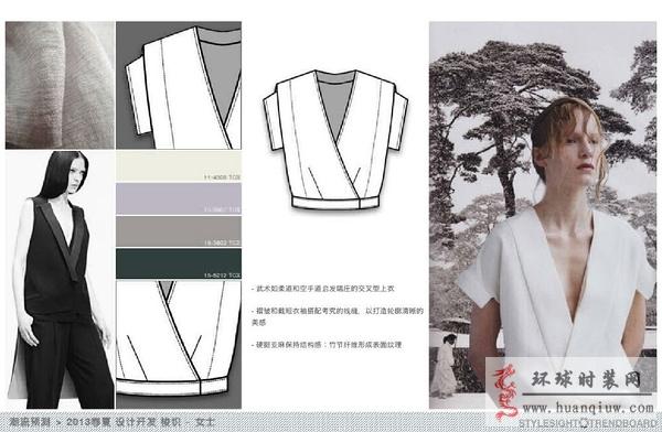 时装款式图_1317529 - 时装设计师作品-时装周-时装秀