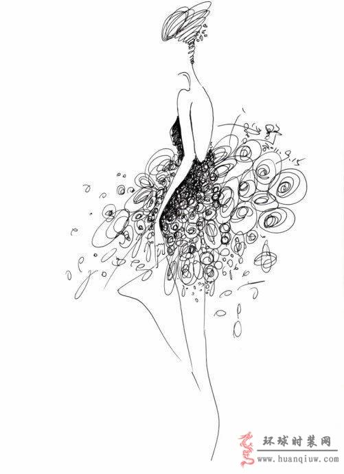 浏览(51) 婚纱手绘设计图_20121325 日期:2014-7-20 12:13:25  按键盘